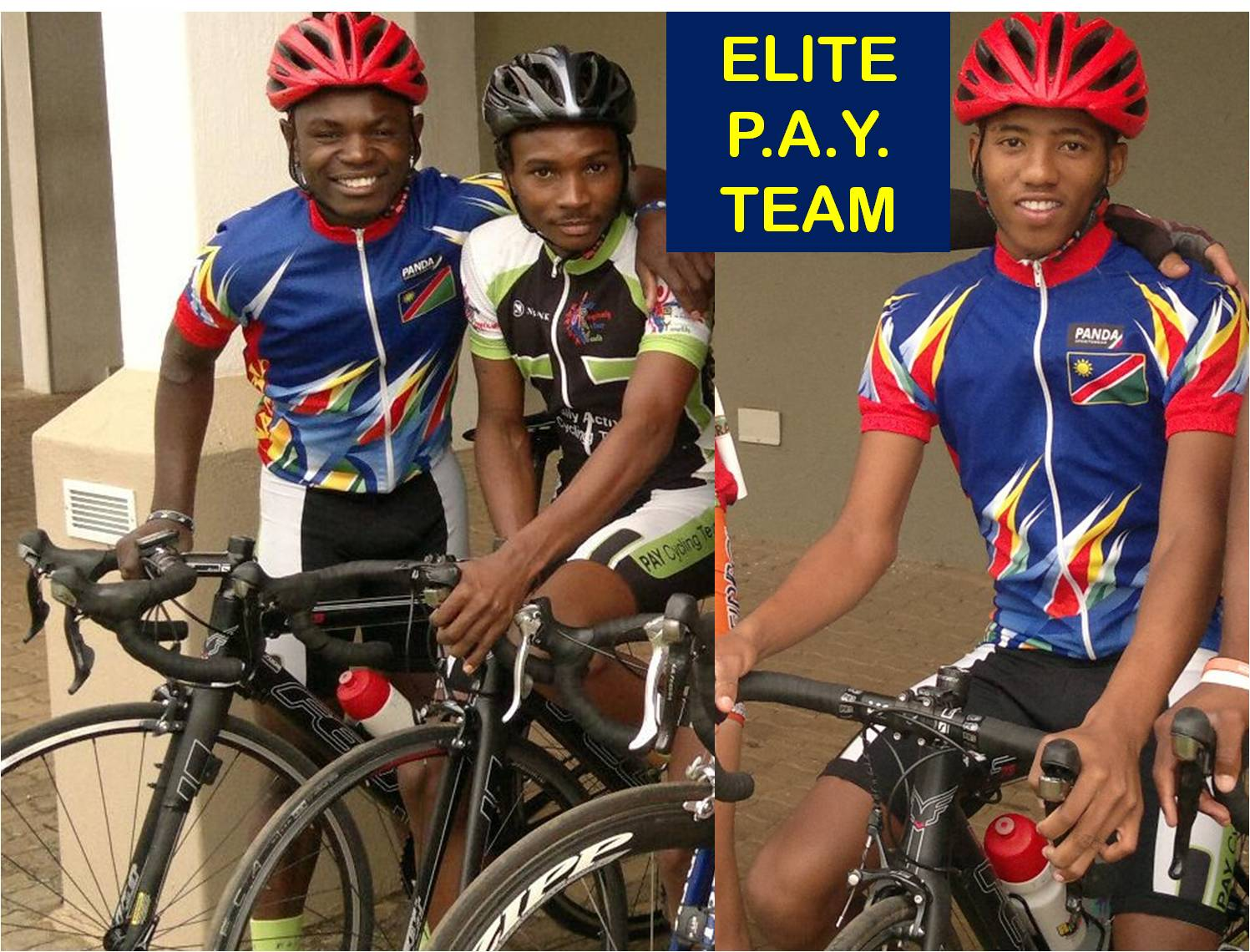 elite PAY team