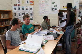 Tutoring in P.A.Y. Namibia