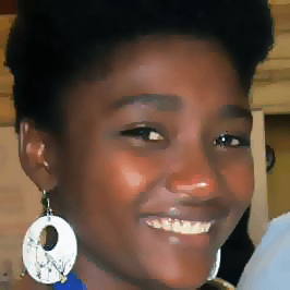 Wilhelmina Shiikwa, PAY volunteer